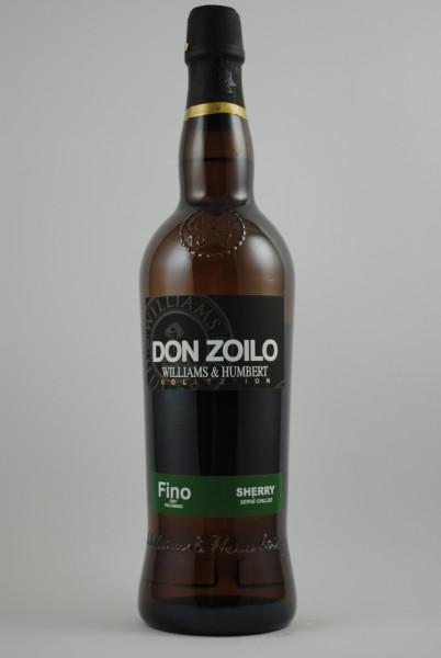 FINO Don Zoilo SHERRY, Williams & Humbert